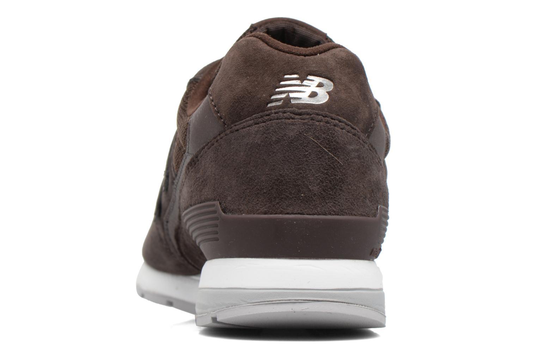 Sneakers New Balance MRL996 Marrone immagine destra