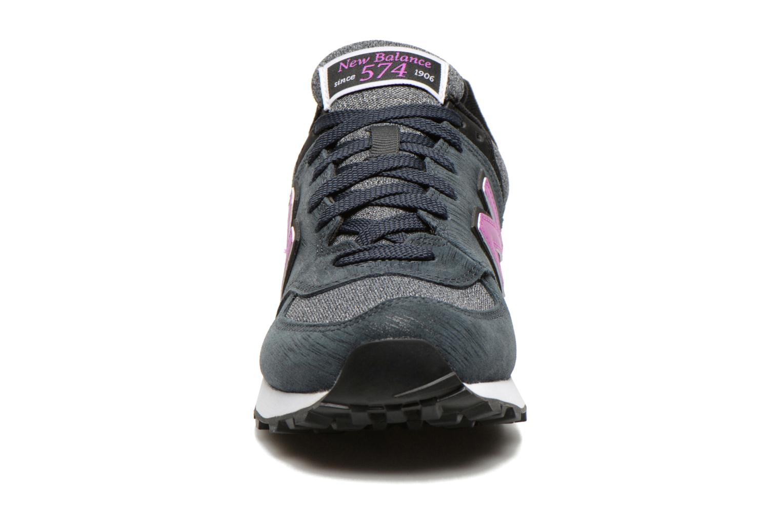Sneakers New Balance WL574 Grijs model