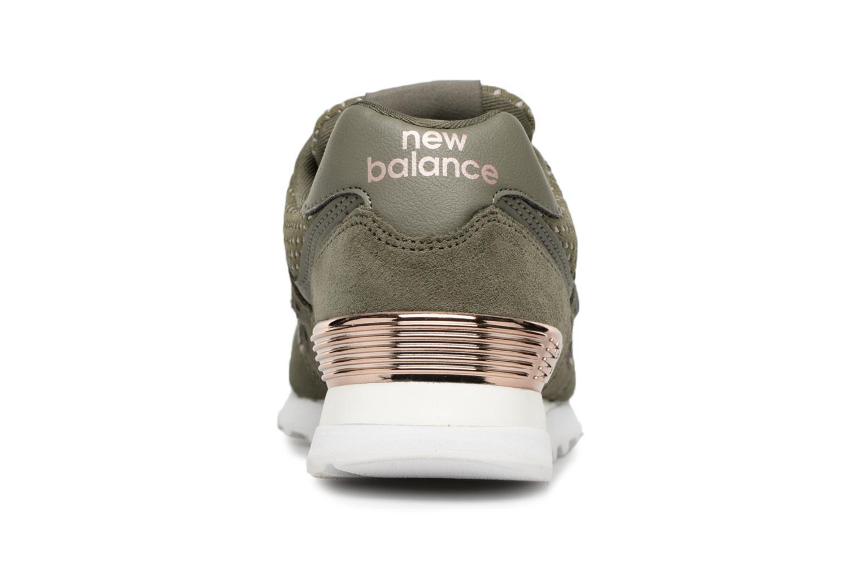 Sneakers New Balance WL574 Groen rechts