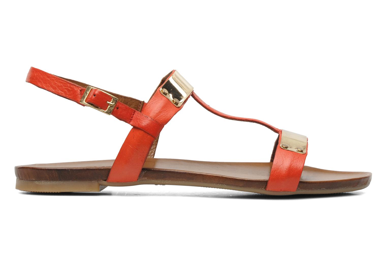 Sandales et nu-pieds Inuovo Sakine Rouge vue derrière