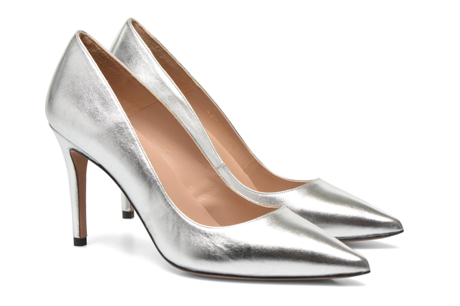 Pumps Pura Lopez Astoria Zilver 3/4'
