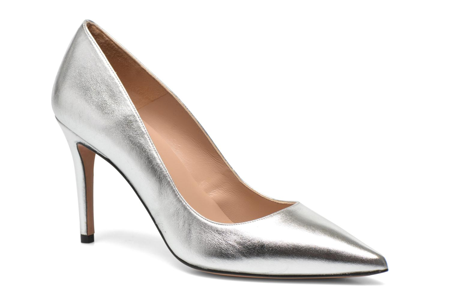Pumps Pura Lopez Astoria Zilver detail