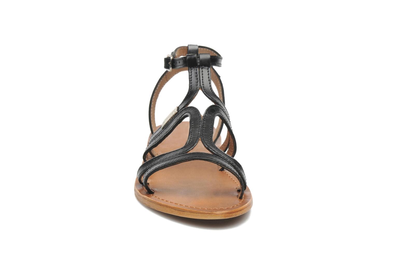 Sandalen Les Tropéziennes par M Belarbi Hayate mehrfarbig schuhe getragen