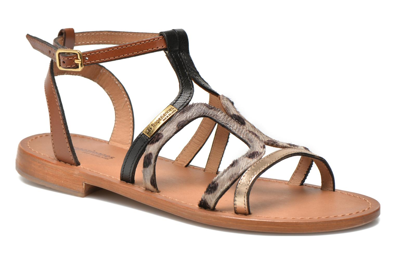 Sandali e scarpe aperte Les Tropéziennes par M Belarbi Hayate Oro e bronzo vedi dettaglio/paio