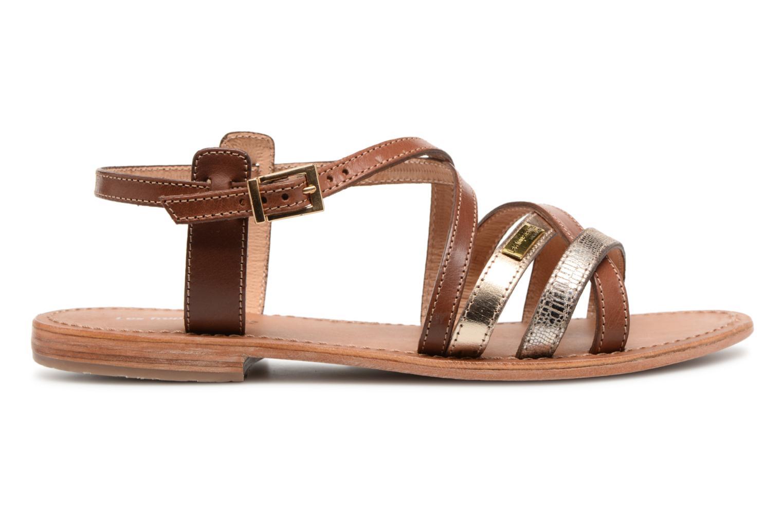 Sandals Les Tropéziennes par M Belarbi Hapax Brown back view