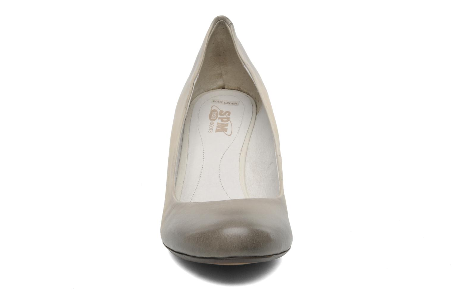 Escarpins SPM Narbonne Beige vue portées chaussures