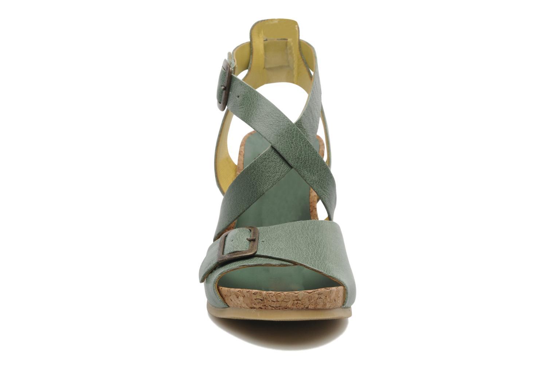 Sandalen Kickers Hava Groen model