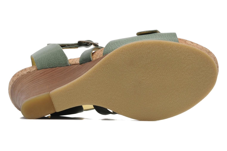 Sandalen Kickers Hava Groen boven