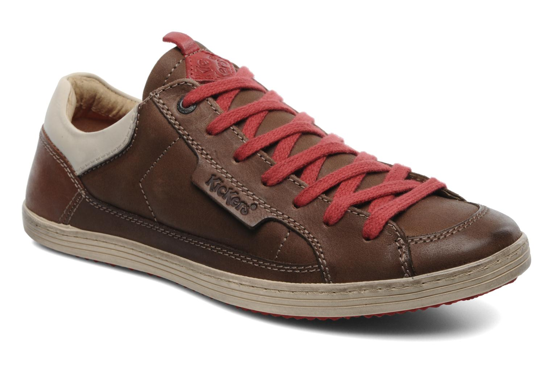 Sneakers Kickers Ambassy Bruin detail