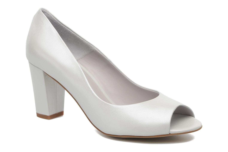Polka Perle Blanc