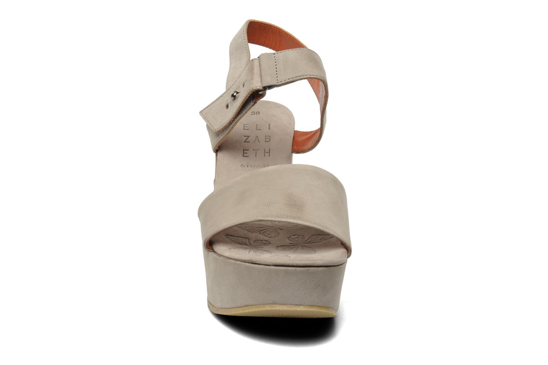 Sandalen Elizabeth Stuart Sliven 420 grau schuhe getragen