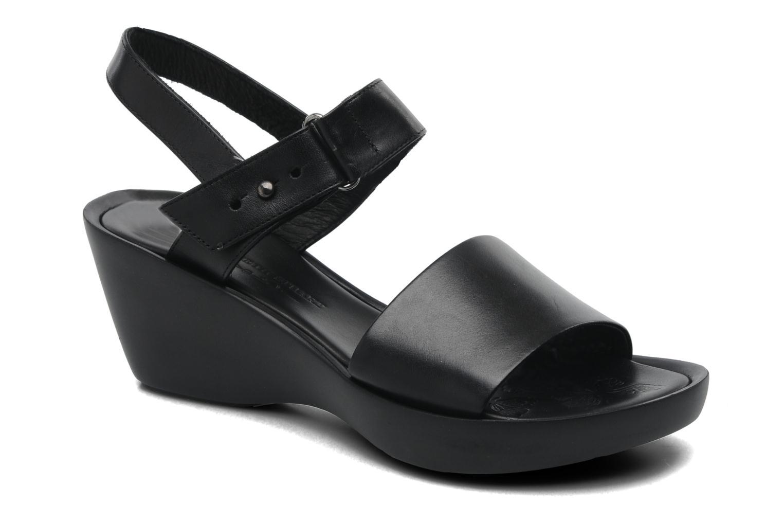 Sandales et nu-pieds Elizabeth Stuart Sonate 304 Noir vue détail/paire