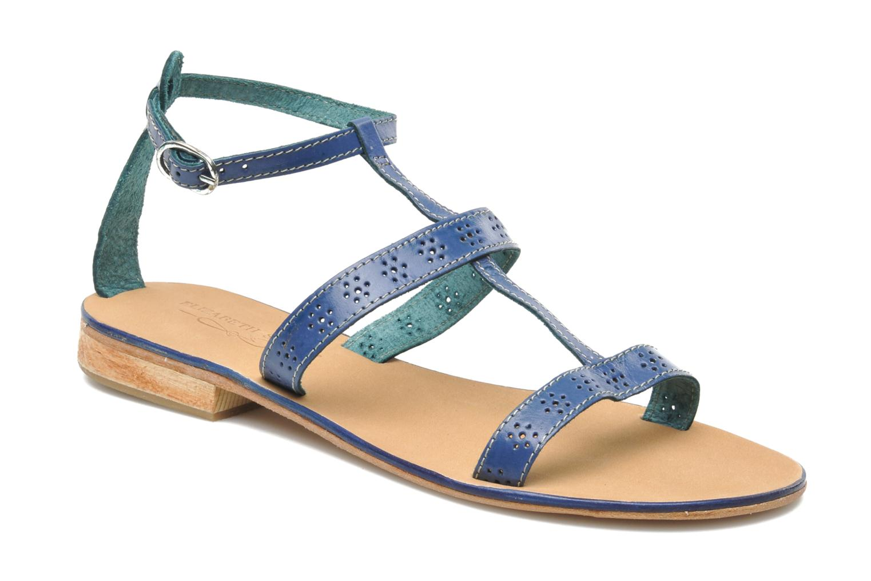 Sandales et nu-pieds Elizabeth Stuart Lisa 832 Bleu vue détail/paire