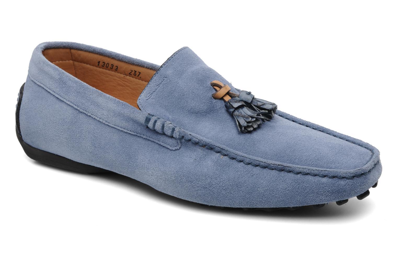 Saint Tropez 13033 Daim Bleu Jeans