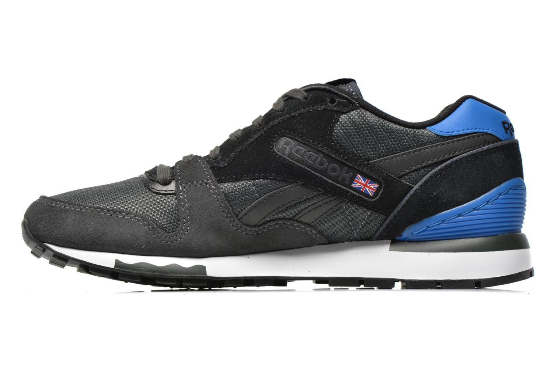 Sneakers Reebok Gl 6000 Athletic Zwart voorkant