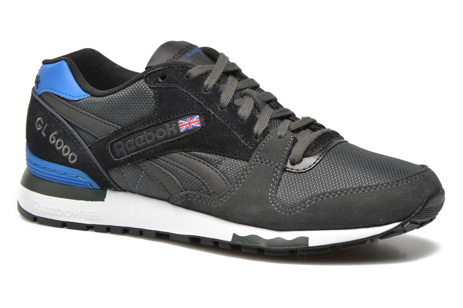 Gl 6000 Athletic Gravel/Black/Blue Sport/White