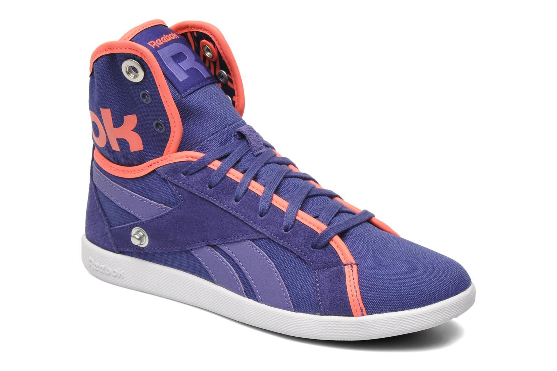 Sneakers Reebok Top Down Snaps Txt Paars 3/4'