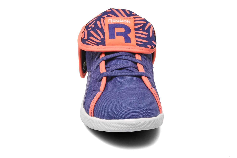 Sneakers Reebok Top Down Snaps Txt Paars model