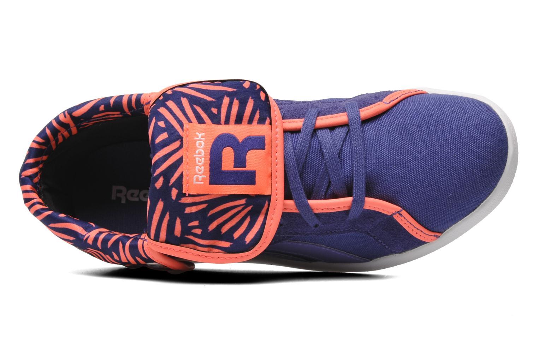 Sneakers Reebok Top Down Snaps Txt Paars links