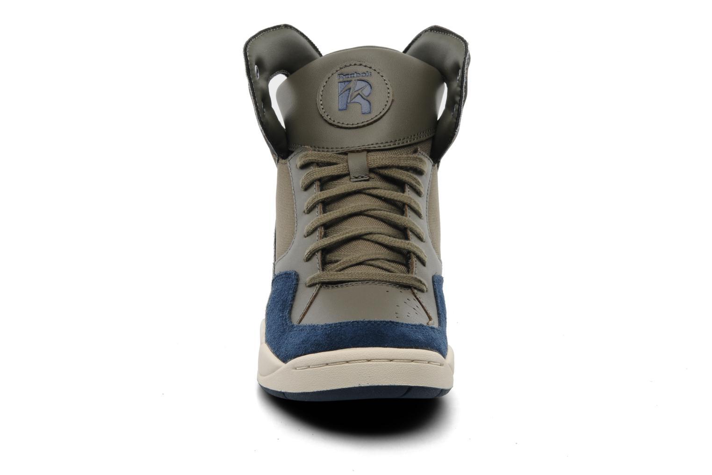 Sneaker Reebok A.Keys Court mehrfarbig schuhe getragen