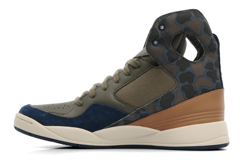 Sneaker Reebok A.Keys Court mehrfarbig ansicht von vorne