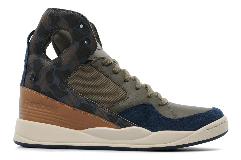 Sneaker Reebok A.Keys Court mehrfarbig ansicht von hinten