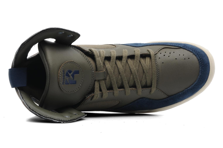 Sneaker Reebok A.Keys Court mehrfarbig ansicht von links