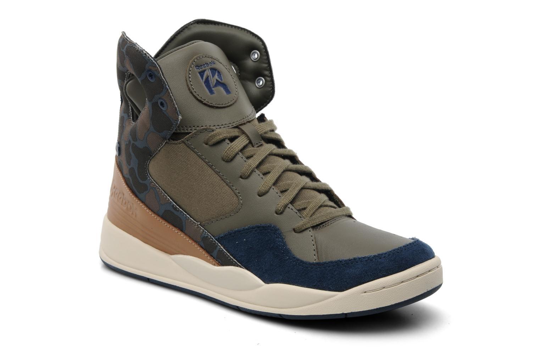 Sneakers Reebok A.Keys Court Multicolor detail