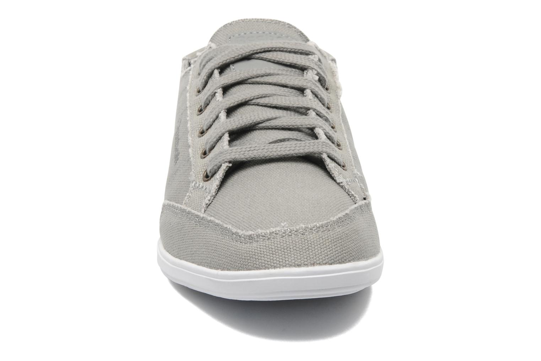 Sneaker Reebok Reebok Royal Deck grau schuhe getragen