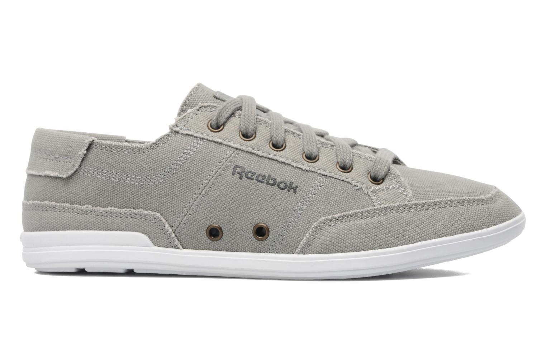 Sneaker Reebok Reebok Royal Deck grau ansicht von hinten