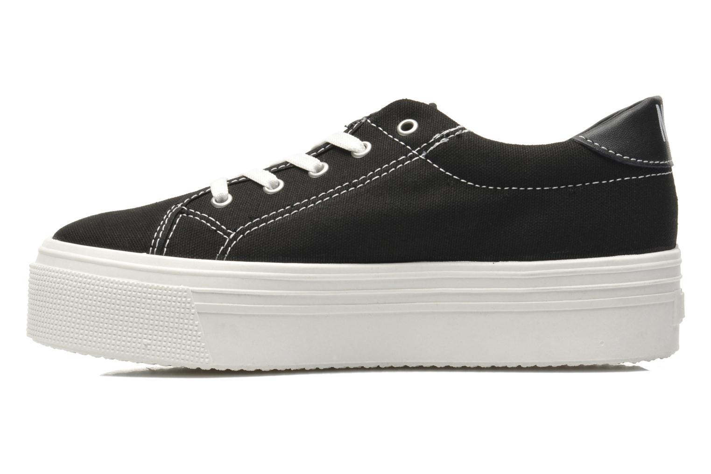 Sneaker No Box Alma schwarz ansicht von vorne