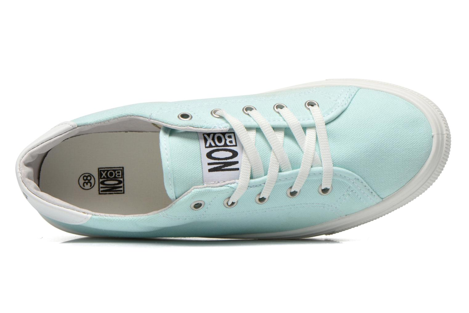 Sneakers No Box Alma Groen links