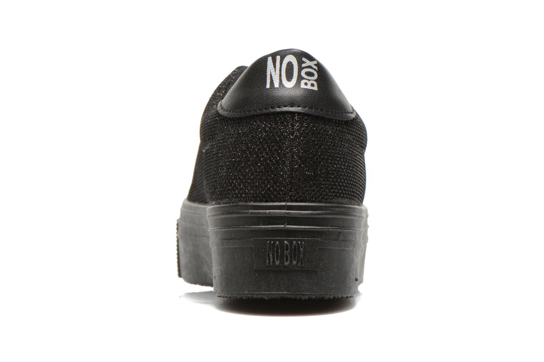 Sneakers No Box Alma Sort Se fra højre