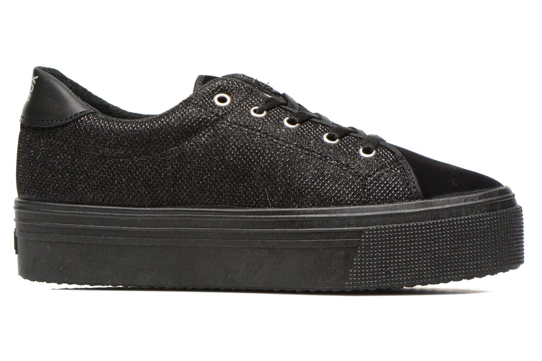 Sneakers No Box Alma Zwart achterkant