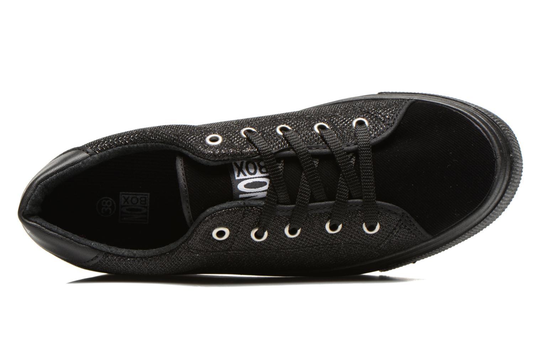 Sneakers No Box Alma Zwart links