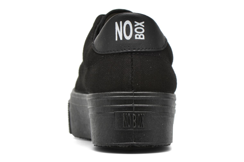 Baskets No Box Alma Noir vue droite