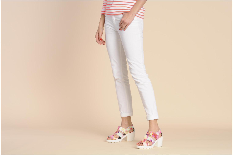 Sandalen Swear Jane 4 mehrfarbig ansicht von unten / tasche getragen