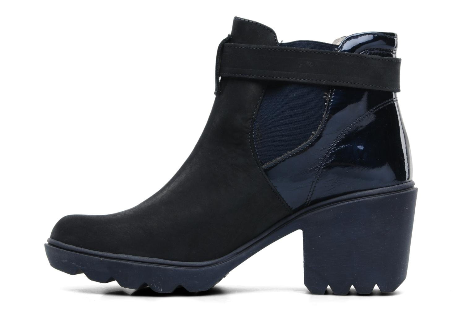 Jane 3 Navy nubuck