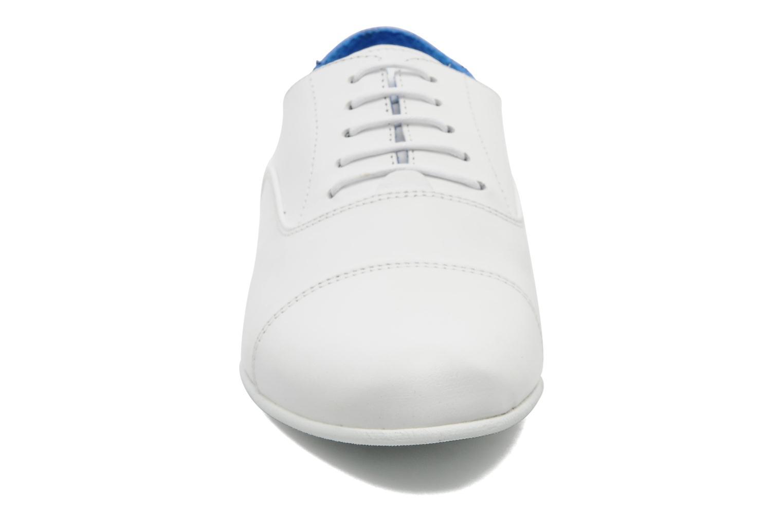 Chaussures à lacets Swear Jimmy 1 W Blanc vue portées chaussures
