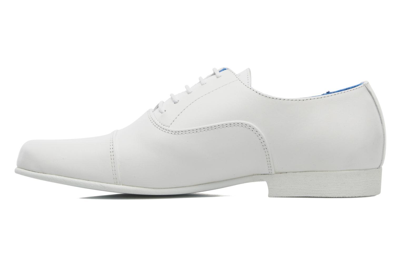 Chaussures à lacets Swear Jimmy 1 W Blanc vue face