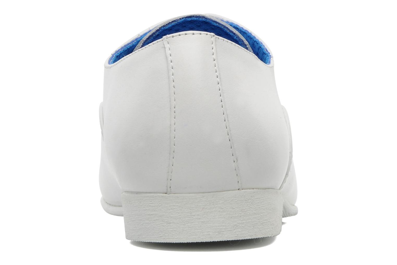 Chaussures à lacets Swear Jimmy 1 W Blanc vue droite