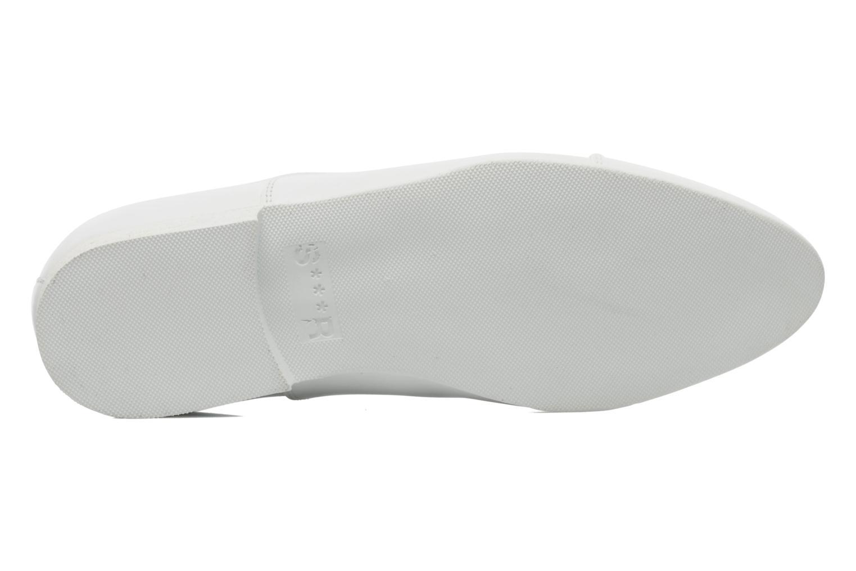 Chaussures à lacets Swear Jimmy 1 W Blanc vue haut