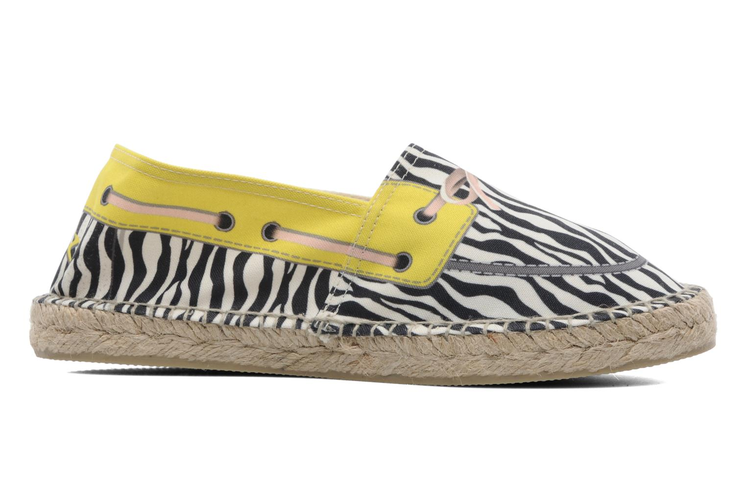 Espadrilles String Republic Cruise W Multicolor achterkant