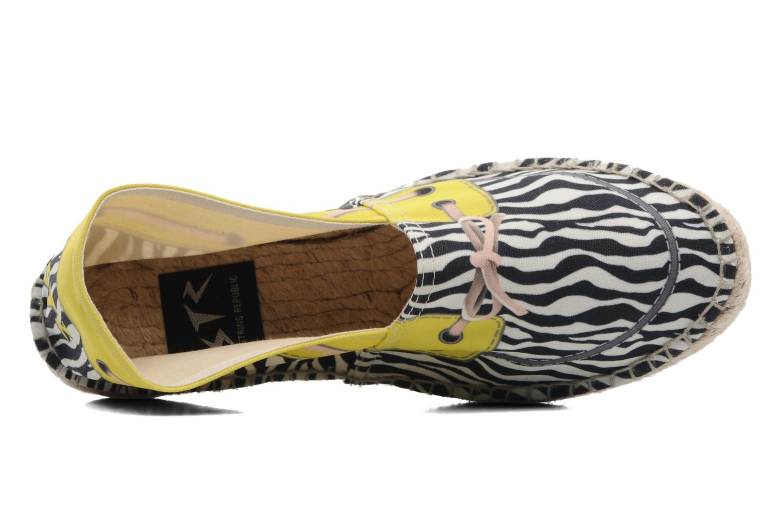 Espadrilles String Republic Cruise W Multicolor view from the left