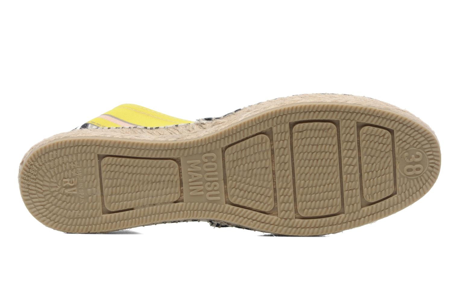 Espadrilles String Republic Cruise W Multicolor view from above