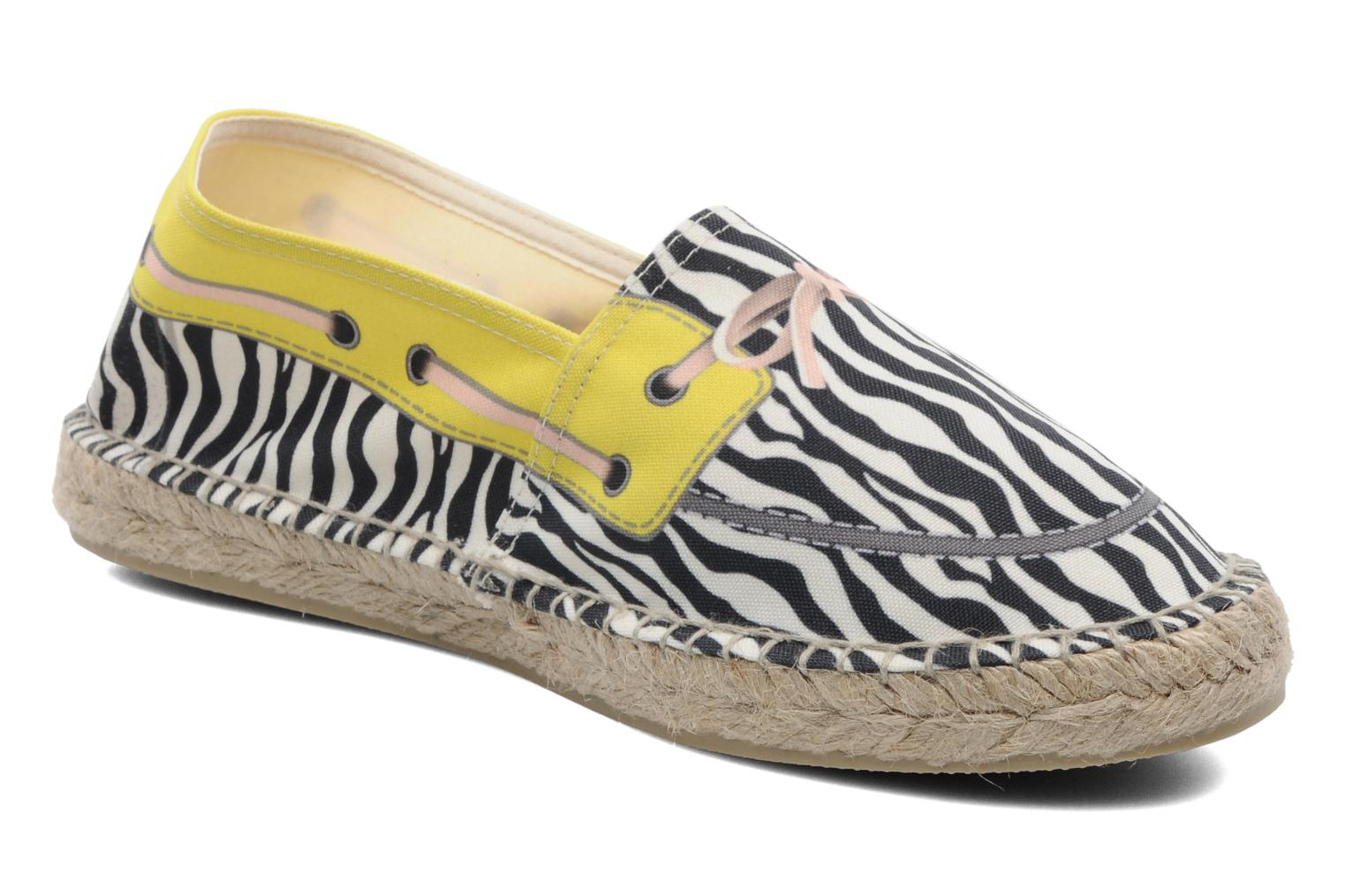 Espadrilles String Republic Cruise W Multicolor detailed view/ Pair view