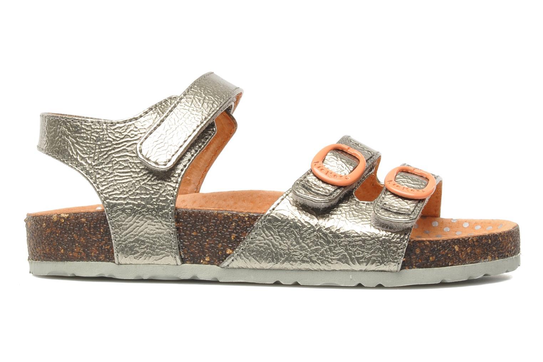 Sandali e scarpe aperte Kickers Magipop Argento immagine posteriore