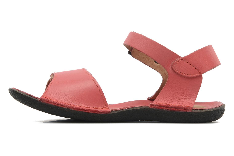 Sandalen Kickers Pepsi Roze voorkant