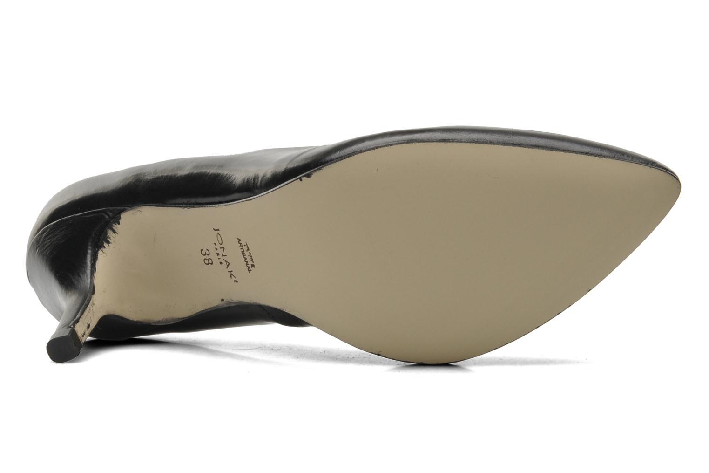 High heels Jonak Dalti Black view from above