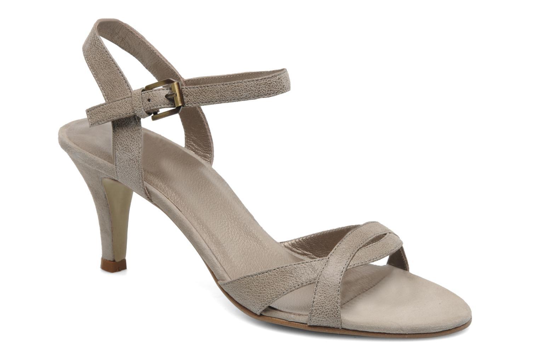Sandales et nu-pieds Jonak Nigaf Beige vue détail/paire